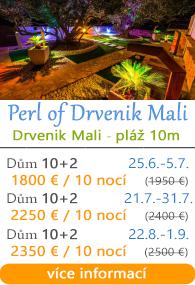 Dům Perl of Drvenik Mali