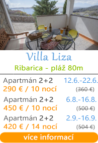 Villa Liza - Ribarica