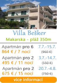 Villa Beaker - Makarska