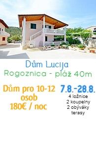 Dům Lucija - Rogoznica