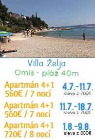 Villa Želja Omia