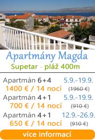 Apartmány Magda - Supetar na Braču