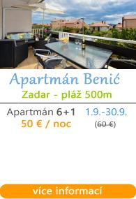 Apartman Benic Zadar