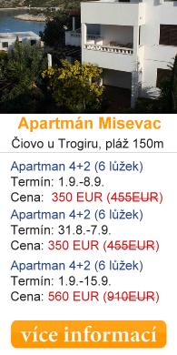 Počasí v Chorvatsku na září