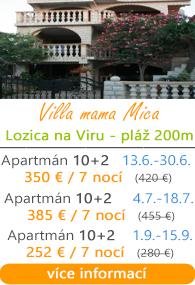 Villa mama Mica Lozica Vir